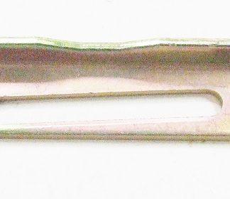 Barre de poussée pour mâchoires de frein