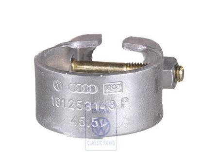Clip de tuyau d'?chappement silencieux (avant) / absorbeur / tuyau interm?diaire Golf Mk1 Mk2 moteur industriel